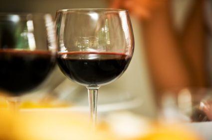 Вред красного вина