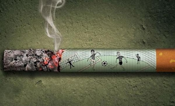 the addiction and effects of smoking