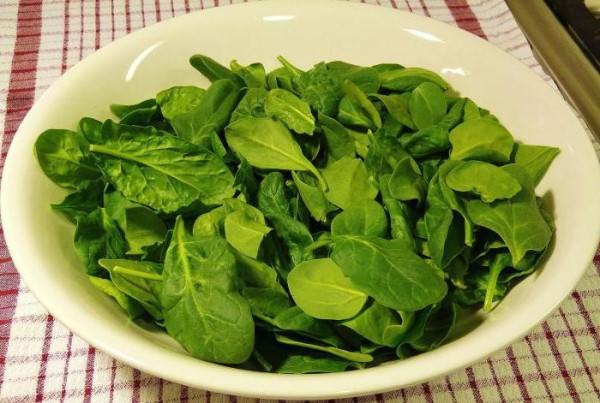 Салат зеленый при беременности
